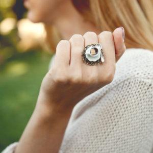 Greek Coffee Ring