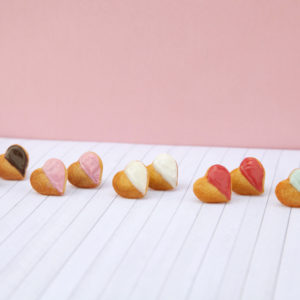 Μπισκότα σε Σχήμα Καρδιάς