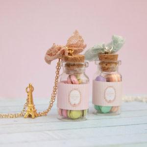 Ladurée Macarons Bottle