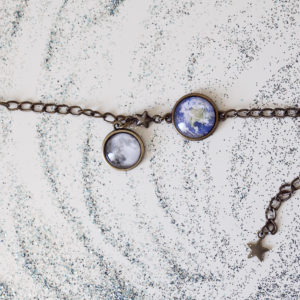 Earth & Moon Bracelet