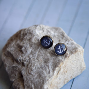 Sailor Anchors Studs