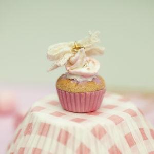 Ροζ – Βεραμάν Gold Cupcakes