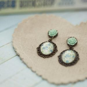 Σκουλαρίκια «Jane Austen»