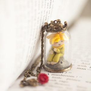 Μενταγιόν «Ο Πλανήτης του Μικρού Πρίγκηπα»