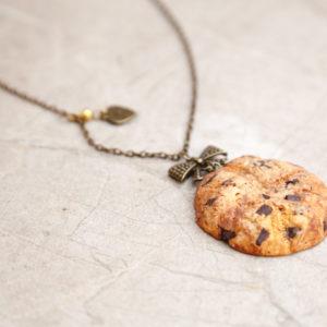 Μπισκότο με κομμάτια Σοκολάτας