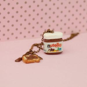 Κολιέ Nutella
