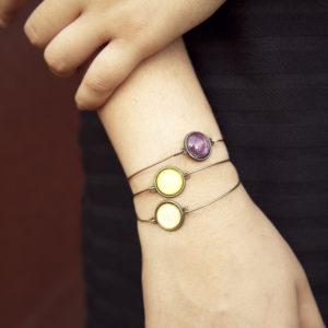 Minimalistic Bangle Bracelet