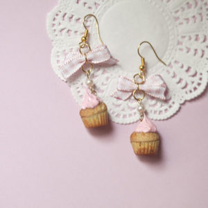 Cupcakes Φράουλα
