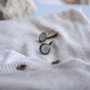Σκουλαρίκια Βεραμάν Βιντάζ