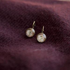 Σκουλαρίκια Φθινοπωρινά Άνθη
