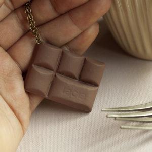 Κολιέ Σοκολάτα Λάκτα