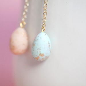 Σκουλαρίκια Ρομαντικά Αυγά